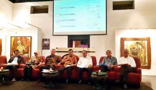 Foto Kinerja Keuangan BUMN Karya Alami Peningkatan