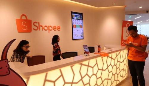 Foto Genjot Ekspor 5 Ribu Produk Lokal, Shopee Edukasi Mitra Penjual