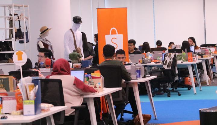 Shopee Raih Peringkat Ketiga Platform E-Commerce dengan Visibilitas Tinggi - Warta Ekonomi