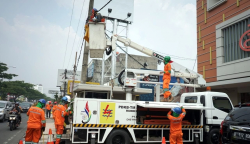 Foto Ini Strategi PLN Jabar Hadapi Lebaran 2018