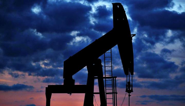 minyak menguat setelah data persediaan as turun