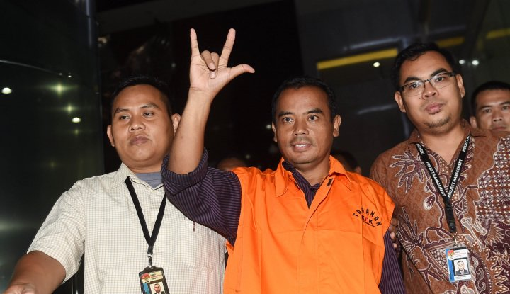 Foto Berita Di Balik OTT Bupati Purbalingga, Ada Upaya Sembunyikan Barbuk