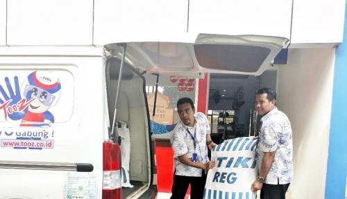 Foto Transaksi Jemput Online TIKI Diklaim Naik 200%