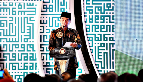 Foto Anak Buahnya ke Israel, Jokowi: Bukan Urusan Saya