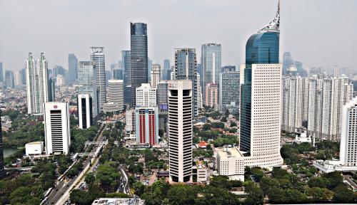 Foto Bank Asing Dominasi Segmen Wholesale Banking