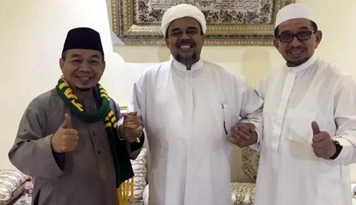 Habib Rizieq Dukung Kemenangan PKS di Pileg dan Pilpres - Warta Ekonomi
