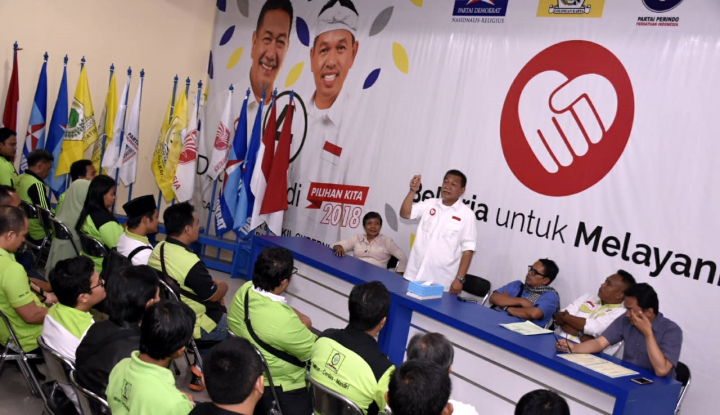 Foto Berita SBSI: Cuma Demiz yang Paling Ngerti Buruh