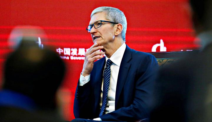 Foto Berita Bos Apple Tim Cook Jadi Miliarder Baru, Berapa Harta Kekayaannya?
