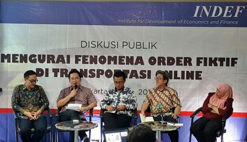 Foto Grab Ungkap Nilai Kerugian Akibat Order Fiktif