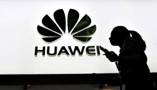 Foto Giliran ARM Ngajak Putus Huawei