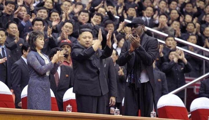 Foto Berita Dennis Rodman Tak Hadiri KTT Trump-Kim Jong Un