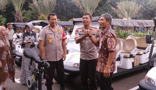 Foto 10 Ribu Personel TNI-Polri Amankan Asian Para Games 2018