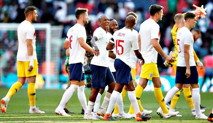 Foto Berita Sterling: Inggris Harus Juara Piala Dunia