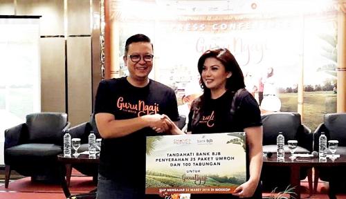 Foto Inilah Kontribusi Bank BJB Dukung Perfilman Tanah Air