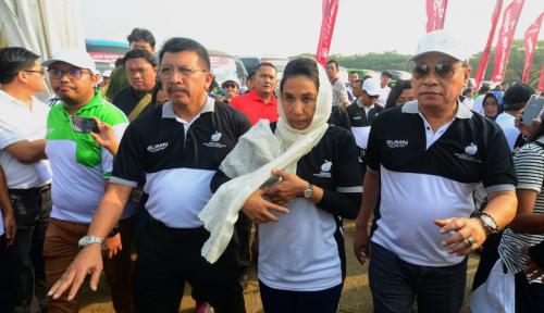 Foto BTN Berangkatkan 1.520 Orang Mudik ke Kampung Halaman