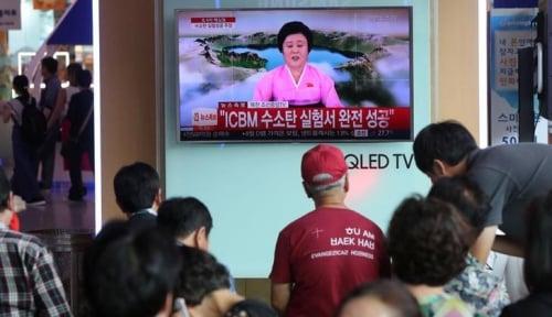 Foto Bagaimana Media Korea Utara Meliput KTT Trump-Kim Jong Un?