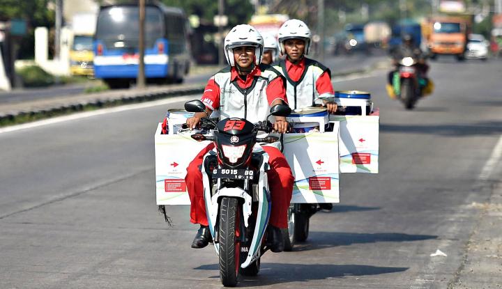 Foto Berita SPBU 'Mobile' di Tol Jakarta-Cikampek Kurang Dilirik Pemudik