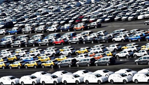 Foto VW Bakal Tutup Pabrik Demi Ini