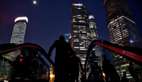 Foto Wow, China Bakal Luncurkan Bulan Buatan untuk Penerangan