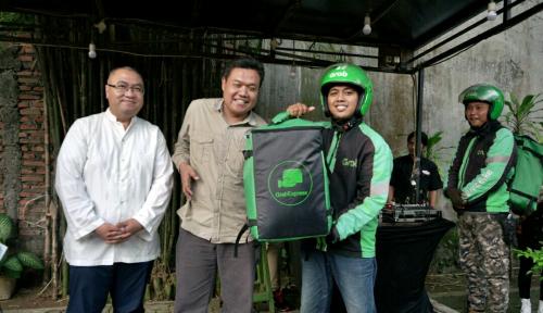 Foto Gandeng PKPU Human Initiative, Grab Ajak Pengguna Bantu Anak Yatim