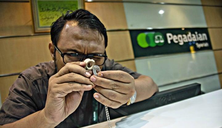 Hindari Investasi Bodong, Pegadaian Ajak Masyarakat Medan Investasi Emas - Warta Ekonomi