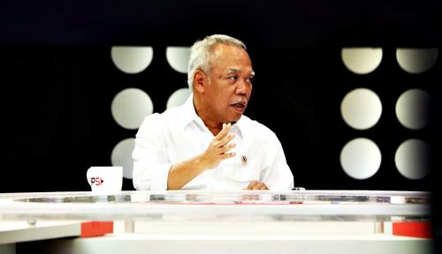 Foto Menteri PUPR Sebut Pembangunan PLBN Tahap II Rampung Tahun Ini