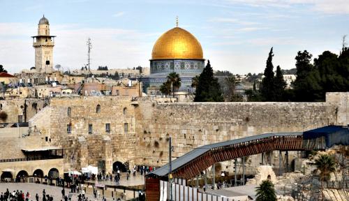Ya Tuhan, Pemukim Yahudi Terobos Kompleks Masjid Al-Aqsa