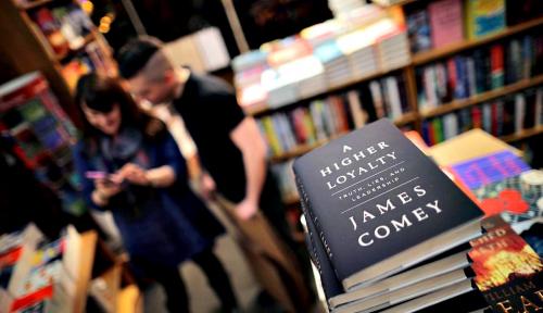 Foto Jumlah Pembeli Buku di Jerman Anjlok 6,4 Juta