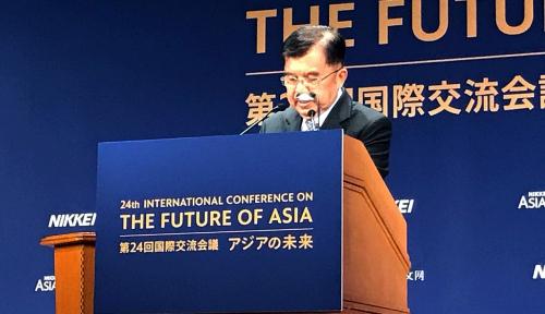 Foto JK Sebut Jepang Minta Kesempatan Investasi Lebih Besar