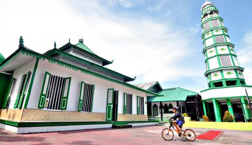 Foto Nippon Paint Permak 377 Masjid di Seluruh Indonesia