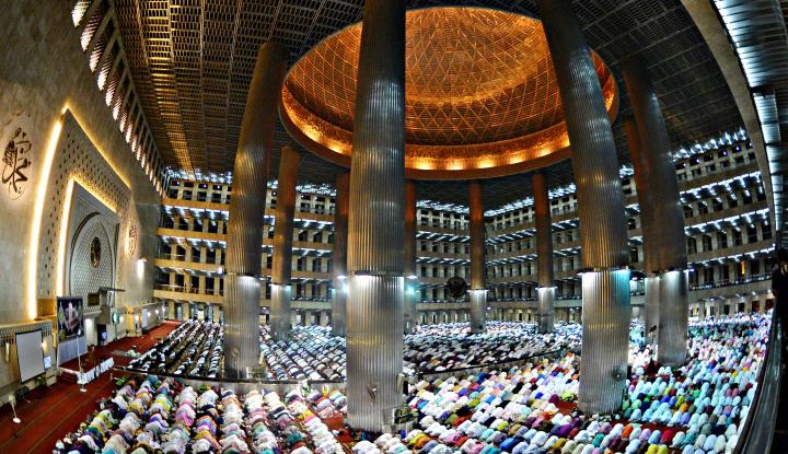 Waskita Segera Renovasi Masjid Istiqlal, Nilai Proyeknya Ratusan Miliar