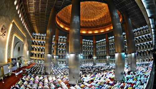 Bekas Wapres ini Ngotot Masjid Harus Dibuka Terlebih Dahulu