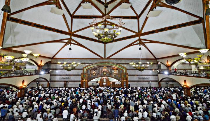 Foto Berita Gubernur Bangka Belitung Ajak Warga Semarakkan Masjid