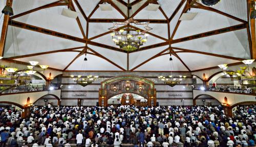 Foto Gubernur Bangka Belitung Ajak Warga Semarakkan Masjid