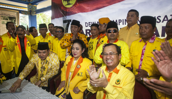 Foto Berita Titiek Soeharto Mundur dari DPR, Ini Dia Calon Penggantinya