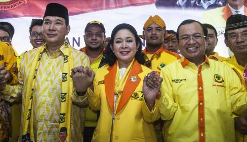 Foto Soeharto Disebut Guru Korupsi, Serangan Titiek Soeharto 'Ngeri'