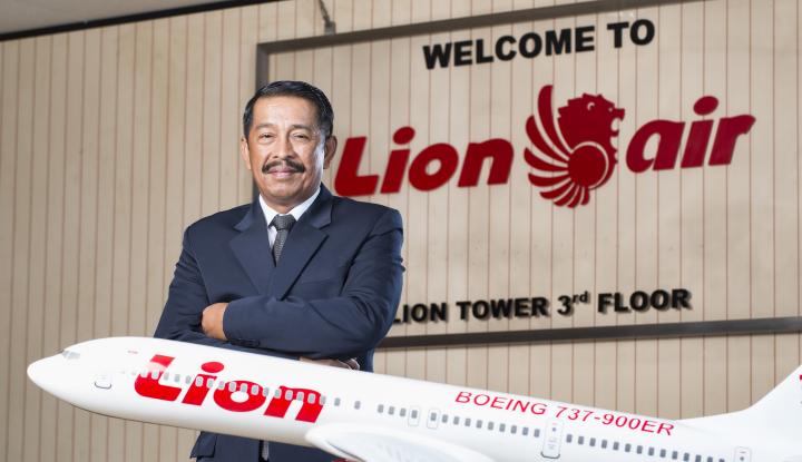 Foto Berita Lion Air Group: Bisnis Airlines Butuh Kejelian