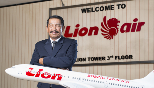 Foto Lion Air Group: Bisnis Airlines Butuh Kejelian