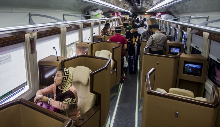 Foto Berita KAI Diminta Tambah Rute Perjalanan
