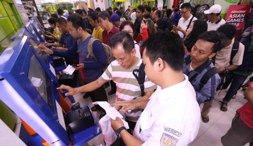 Foto KAI Berlakukan Tiket Promo Bandung-Banjar Rp1