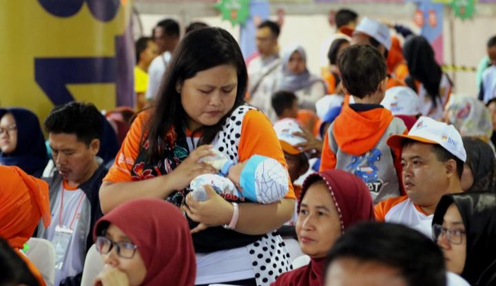 Korban Tsunami Ini Berikan Nama Bayinya