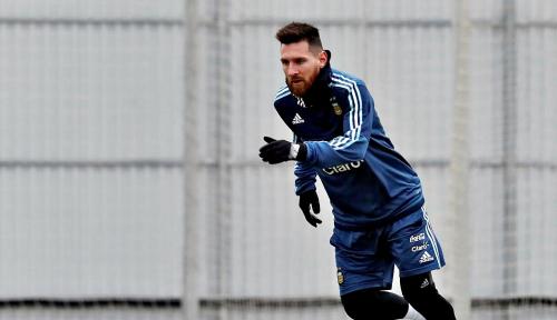 Foto Piala Dunia 2018 Jadi yang Terakhir untuk Messi?