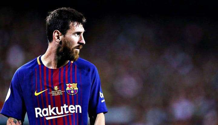 Foto Berita Jual Neymar, Ini Harapan Messi untuk Barcelona