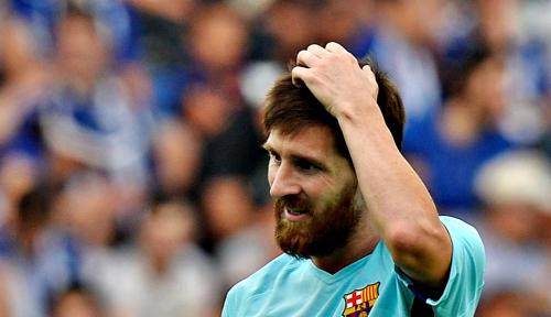Foto Copa del Rey: Dihajar Valencia 2-1, Raihan Barcelona Musim Ini Cuma Juara La Liga