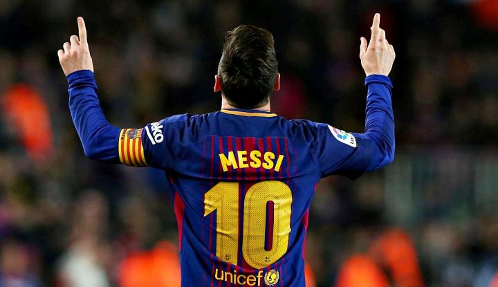 Terkait Masa Depan Messi di Barcelona, Scaloni Akui Tak Khawatir - Warta Ekonomi