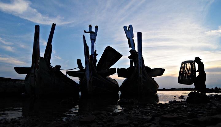 nelayan sumut komitmen tak gunakan cantrang