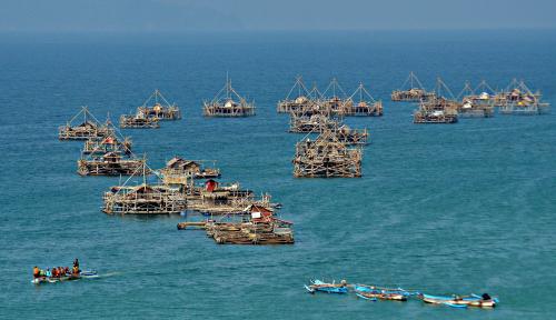 Foto Pemberantasan Illegal Fishing di Kepri Belum Maksimal