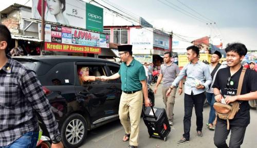 Foto Pesan Ridwan Kamil untuk Para Pemudik