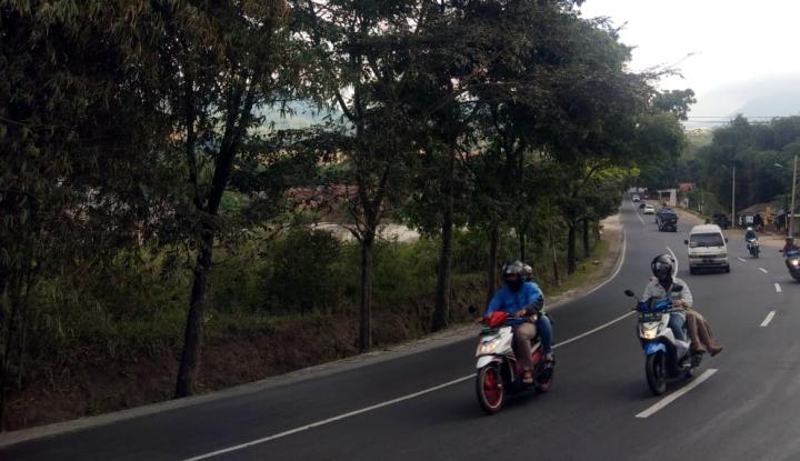 Foto Berita Fraksi PDIP: Infrastruktur Baik, Arus Mudik Lancar