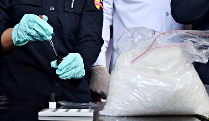 Foto Berita Cucu Konglomerat Pemakai Kokain Akan Direhabilitasi?